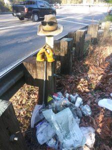 Waterway Cleanup Kelly Creek 2019