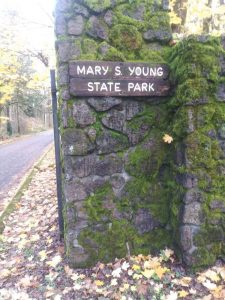 MARY S YOUNG STATE PARK 1