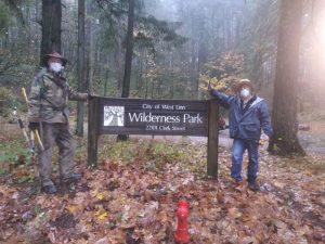 WILDERNESS PARK 1